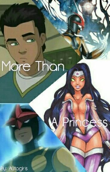 More Than A Princess [Discontinued]