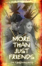 More Than Just Friends { Roc Royal & Yn story} by PamsRoyalty