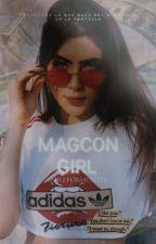 MAGCON GIRL.   H.R   [Editando] by bunterfernet