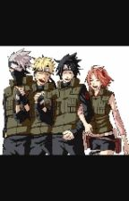 Kakashi X El Equipo 7 (Lemmon/one-short) by CamiiRedfox