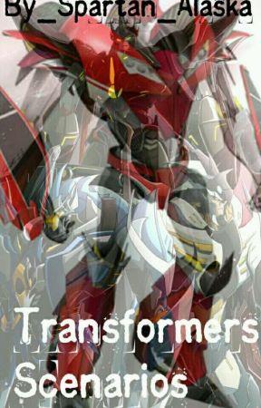 Transformers Prime Scenarios by Spartan_Alaska