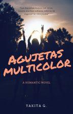 ♡ Agujetas Multicolor 《BTS & GOT7》 by Y4K1T4_Y0M1