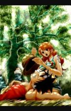 Luffy y Nami Amor de Joven(Pausada) by ReyDronZ