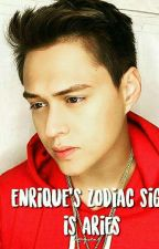 Enrique Gil  by lizquenation