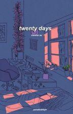 twenty days - tronnor au ☀ by -stargazing
