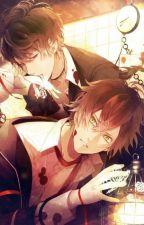 [Ayato x Reader x Ruki] ~Obey Me~ by ReiRei123