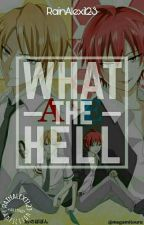 What The Hell!? by RainAlexi123