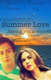 """JulQuen Love Story"" ( Summer Love) by janellaOxford"