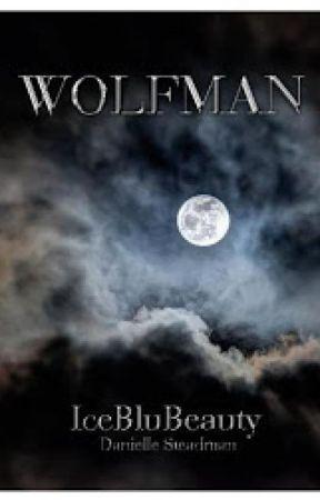 Wolfman by IceBluBeauty