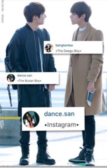 Instagram • bts