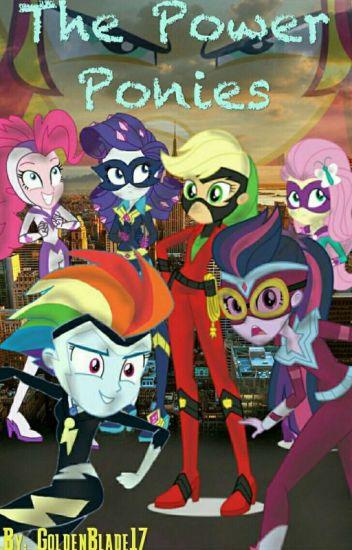 the power ponies golden blade wattpad