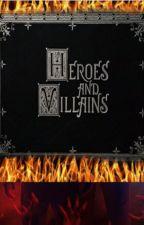 Into The Underworld (Heroes and Villains Sequel) by DevinBurchette