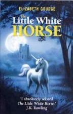 Маленькая белая лошадка в серебряном свете луны   ::  Гоудж Элизабет  by VITA255