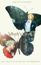 Whats Love ? by BASMA-xox