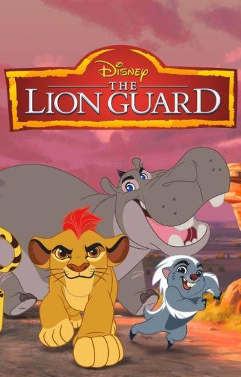 Akito and the Lion Guard