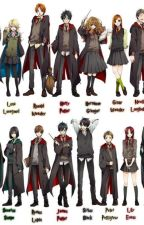 Harry Potter various preferences/imagines by Nerdystuffs14