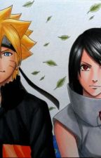 Boruto and Sarada by SunnyBae13