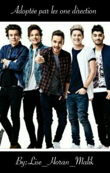 Adoptée Par Les One Direction