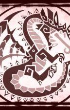 Short monster ecologies - Monster hunter fan fiction by KarnivoreKiller
