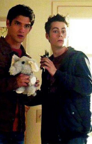 Imagine Teen Wolf