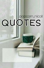 Quotations [CZ] ✔ by Popcorn_Nicoll