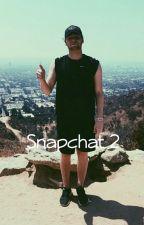 Snapchat 2 // hemmings by baddream__