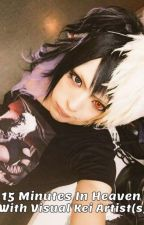 15 Minutes in Heaven with visual kei artist(s)! by akirajrock1