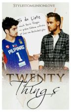 Twenty Things » Ziam Mayne by stylestomlinsonlove