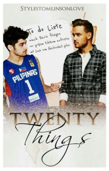 Twenty Things » Ziam Mayne