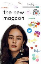 New Magcon / Hunter Rowland by DarkCoffee11