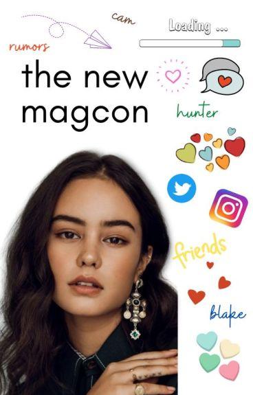 New Magcon / Hunter Rowland