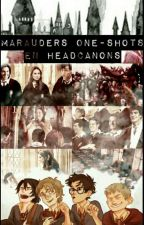 Marauders One-Shots & headcanons by NoLifeWithoutBooks_