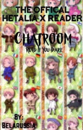 Hetalia x reader : chatroom - World meeting x reader