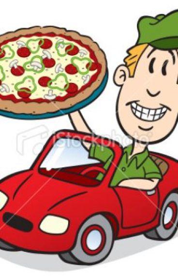 The Random Pizza Dude (Funny)