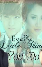 it's every little thing you do by areuYS501jimin
