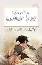 He's not a summer lover. by Velveth