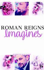 Roman Reigns Imagines by HarrysTaco_WWE