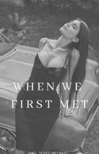 When we first met // Justin Bieber FF  by MaryamFayzi
