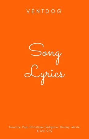 Song Lyrics by ventdog