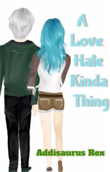 A Love Hate Kinda Thing {Travlyn}