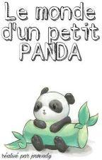Le monde d'un petit panda by jvwendy