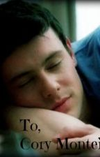 To, Cory Monteith by AbsorbingInspiration