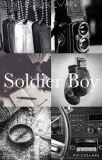 Soldier Boy (Divergent High/Fourtris Love) by dauntless_no_war