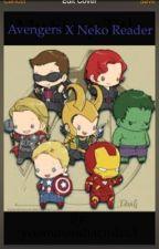 Avengers X Neko Reader  by yoominzodiactides3