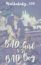 Bad Girl vs Bad Boy  by Coffeeismybaeeee