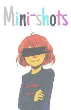 Mini-shots || Undertale x reader by Korine-chan
