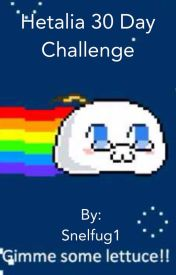 Hetalia: 30 Day Challenge by Snelfug1