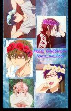 Loving Monachopsis [[Free! Iwatobi Swim Club Oneshots]] by strawberryweekes