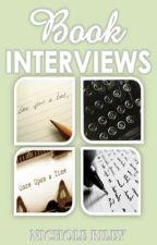 Book Interviews by NicholeRiley