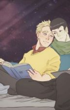 Too much Spirk. by CharlesIsMyWaifu